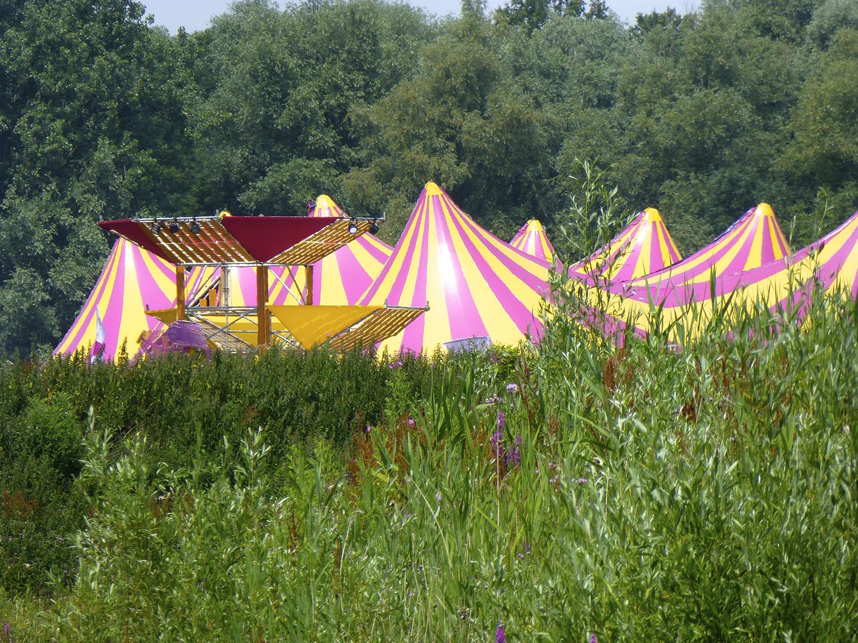 Festivals: surrealisme in het Amsterdamse Bos