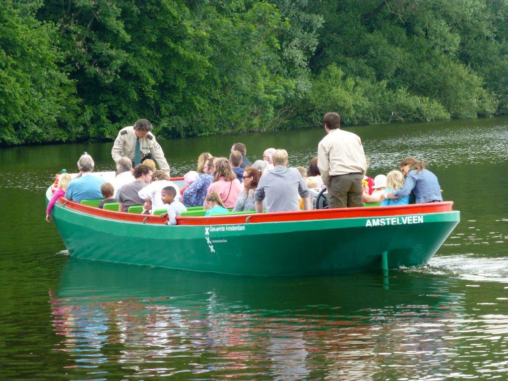 Tip: meegaan met de rondvaartboot