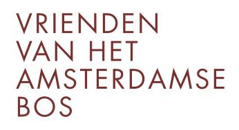 Vrienden van het Amsterdamse Bos