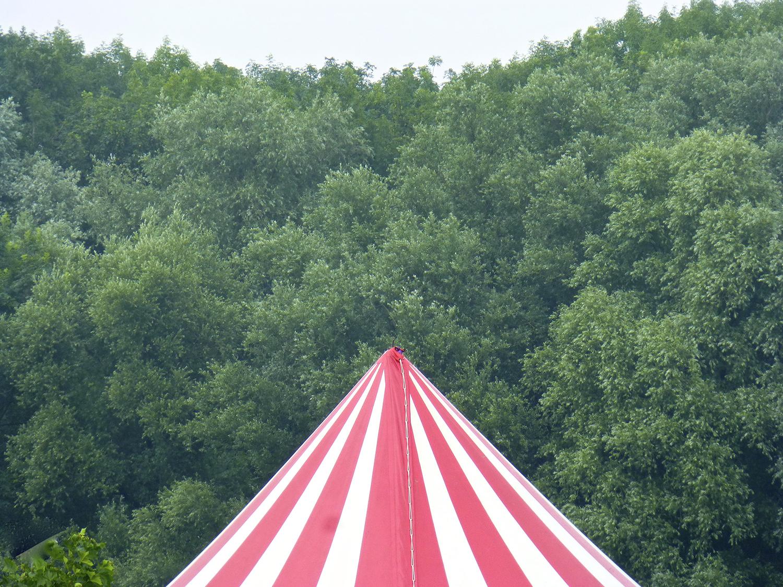 De festivals vinden plaats op het Land van Bosse