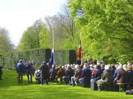 De Dachauherdenking is altijd eind april