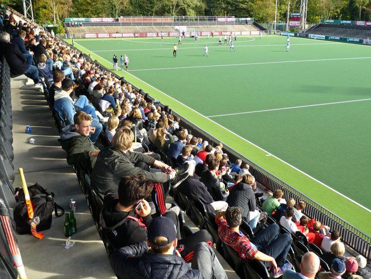 Het Wagener Stadion, decor van het EK in 2017 en 2021