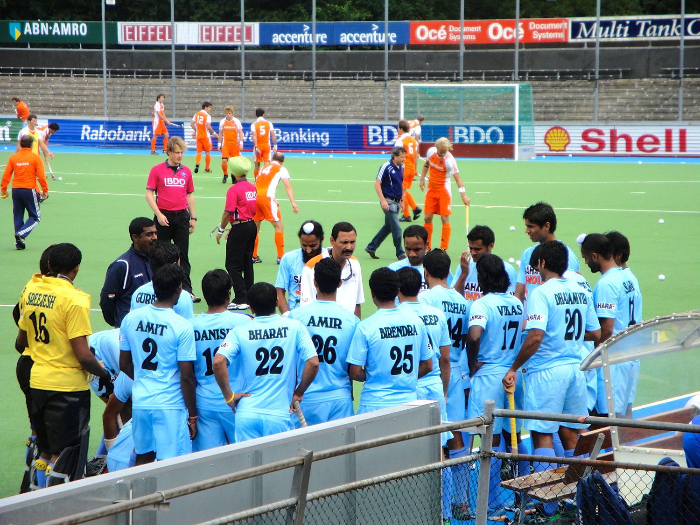 India, ooit het sterkste hockeyland, verloor de legendarische WK finale in 1973 van Oranje