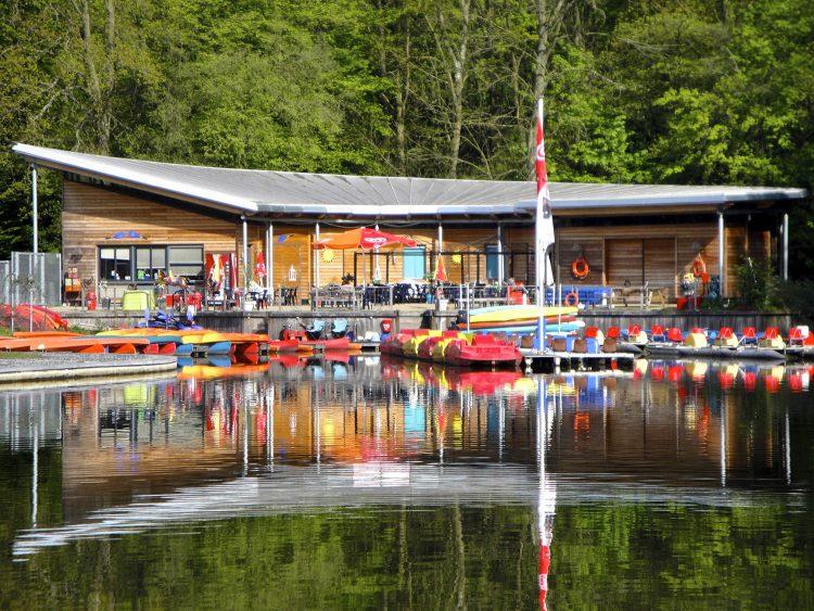 De Kano- en Waterfietsenverhuur, al 25 jaar populair
